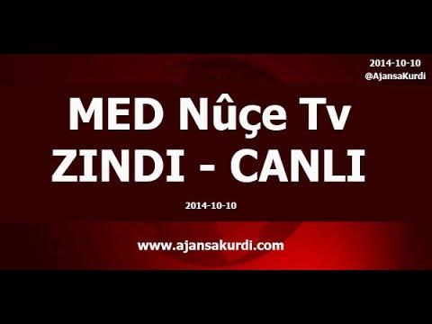 Med Nûçe TV'nin yayını durduruldu