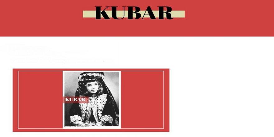 Kürtçe moda dergisi Kubar: Devletimiz olmayınca modamız da olmuyor