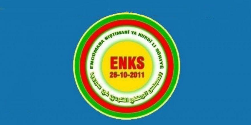 ENKS: Vardığımız anlaşmaya göre geri dönenler tutuklanmayacak