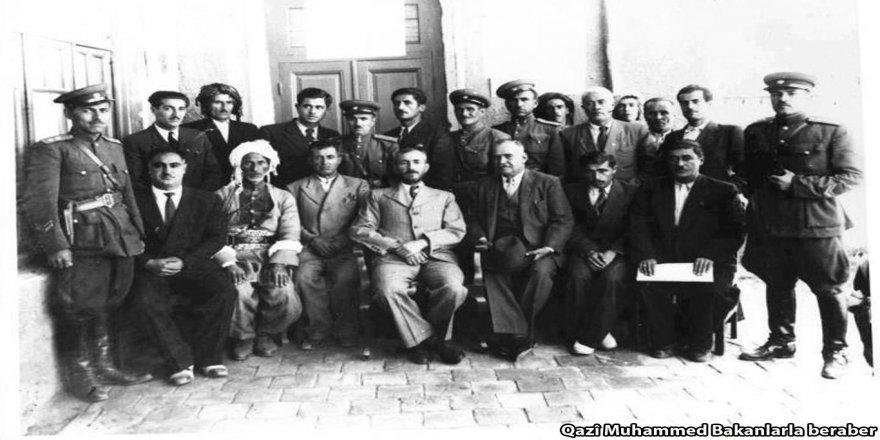 PAK: 1946'da İlan Edilen Kurdistan Cumhuriyeti Tüm Kürdistanlıların Onur Kaynağıdır