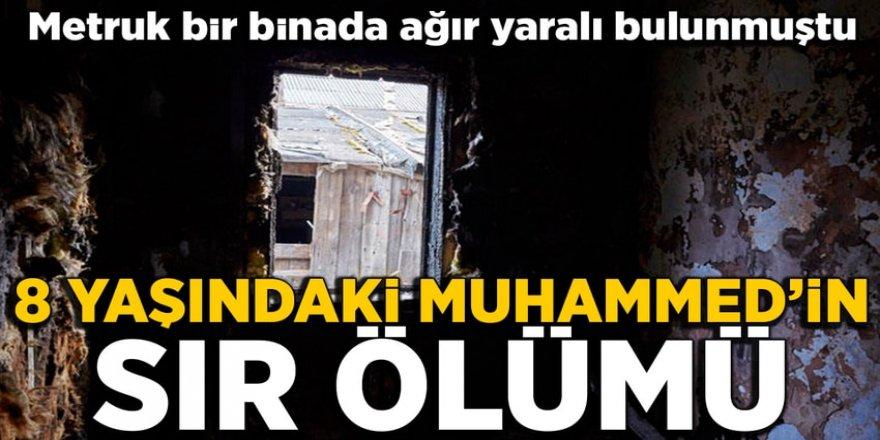 Diyarbakır'da ağır yaralı bulunan 8 yaşındaki çocuk kurtarılamadı
