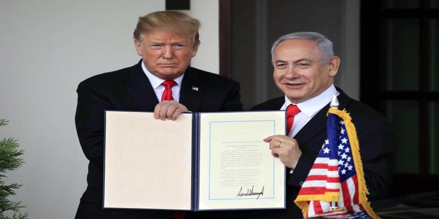 Trump'tan 'Yüzyılın Anlaşması' planı: Filistinliler negatif yaklaşabilir