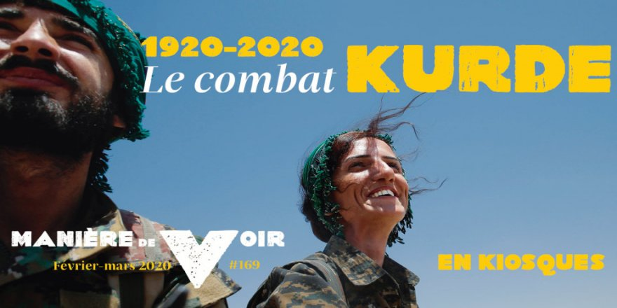 Le Monde Diplomatique'ten özel sayı: Kürtlerin yüz yıllık mücadelesi