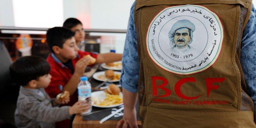 Başkan Barzani'den BCF'ye 'Elazığ' talimatı