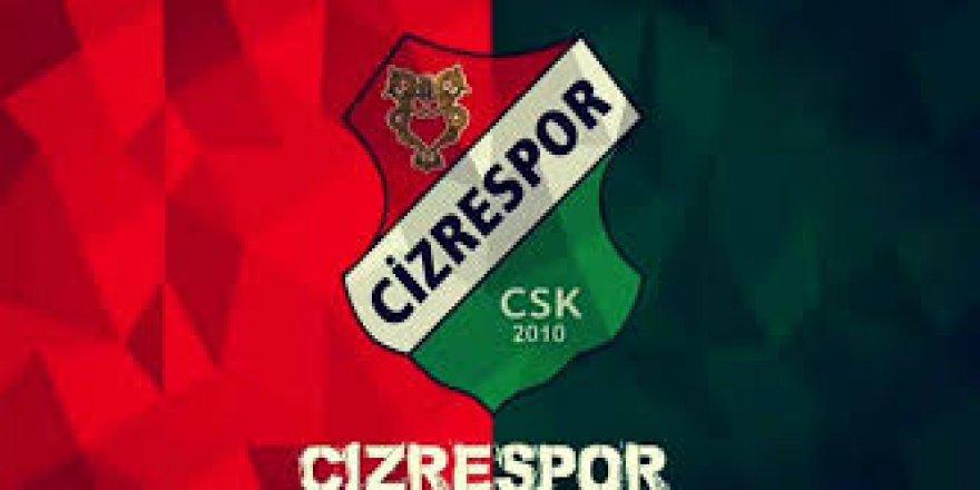 Cizrespor ligden çekilme kararı aldı