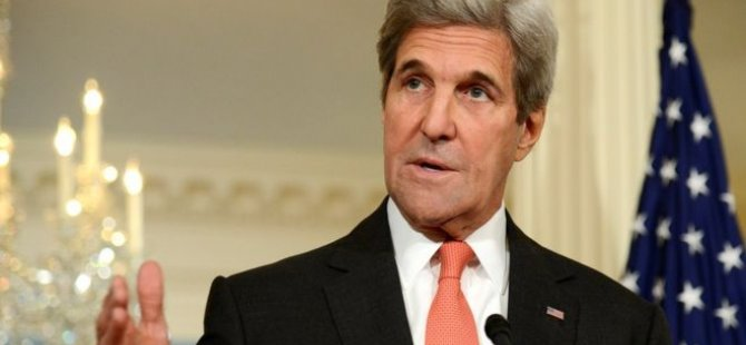 Kerry: Rusya ve Suriye'ye savaş suçları soruşturması açılmalı