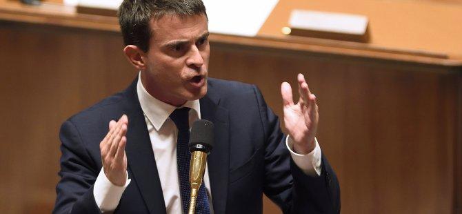 Fransa Başbakanı: Türkiye'nin üyeliğiyle ilgili ikiyüzlülük bitmeli