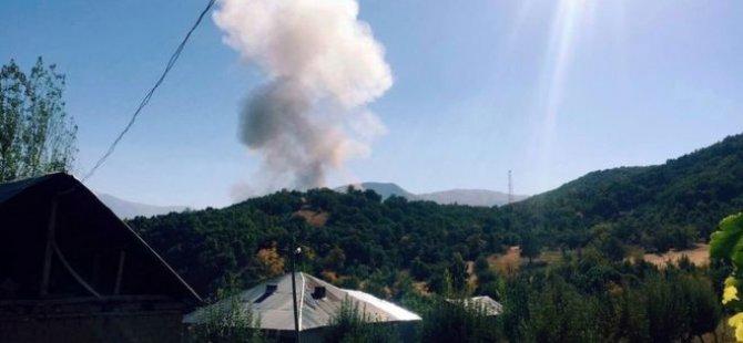 Şemdinli'de karakola saldırı: 10 asker 18 kişi yaşamını yitirdi