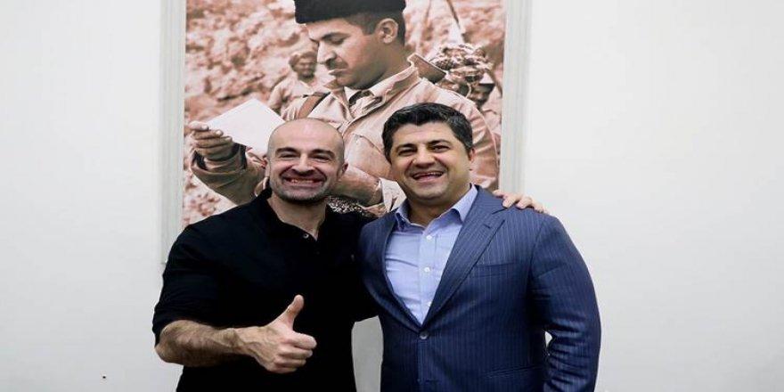 KYB'nin eş başkanları Pavel Talabani ve Lahur Şeyh Cengi Talabani oldu
