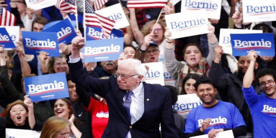 New Hampshire ön seçimlerini kazanan Bernie Sanders: Bu zafer Trump'ın sonunun başlangıcı
