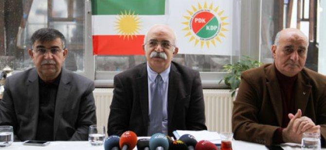 Kürtler kendi ülkesinde söz sahibi olmak istiyor