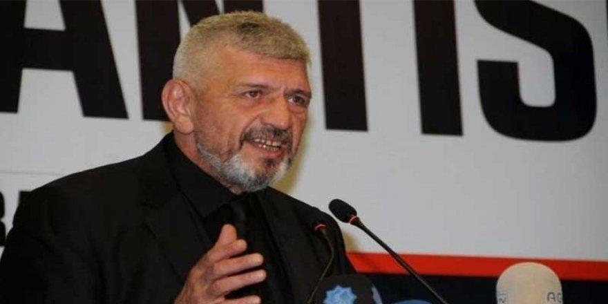 Erdoğan, Kürt Konferansı'na katılmasına tepki gösterdi, Cihangir İslam konuşmasını yeniden paylaştı