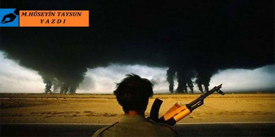 Kürd'e Karşıtlık Uğruna Orta Doğu Bataklığına Saplananlar