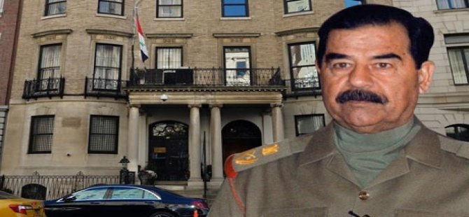 Saddam'ın New York işkencehanesi!