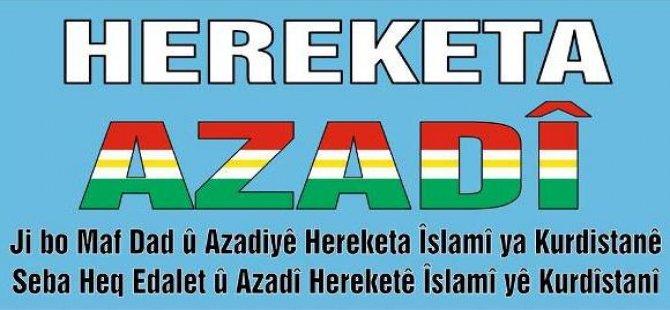 Azadî Hareketi HDP'nin bileşeni değildir