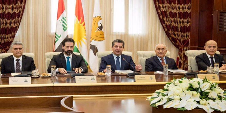 Kürdistan'da virüs önlemleri: Okullar tatil edildi
