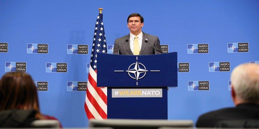 Esper: Rusya'nın artan askeri potansiyelinden endişeliyiz