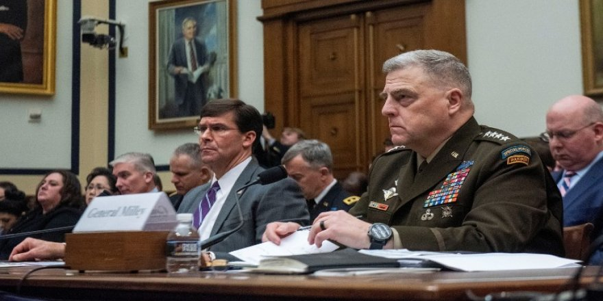 ABD: Türkiye-Suriye sınırına bir daha asker konuşlandırma niyetimiz yok
