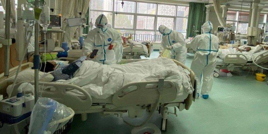 Koronavirüs salgınında ölenlerin sayısı 2 bin 856'ya ulaştı