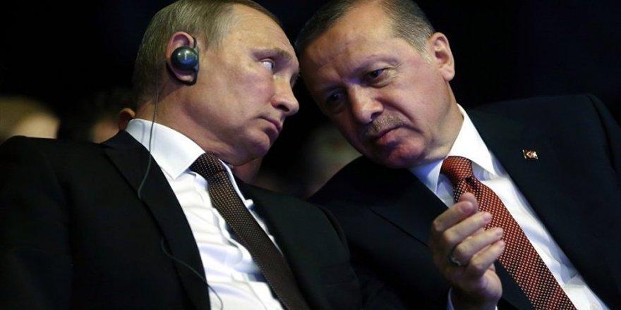 Lavrov: Putin ve Erdoğan telefonda görüştü